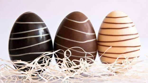 Pasqua 2021… uova cioccolato
