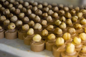 Cioccolatini artigianali Le Follie di Arnolfo Cioccolateria Toscana