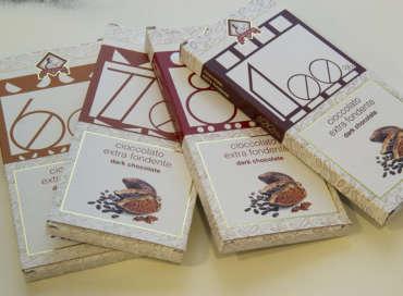 Cioccolateria extra fondente Le Follie di Arnolfo
