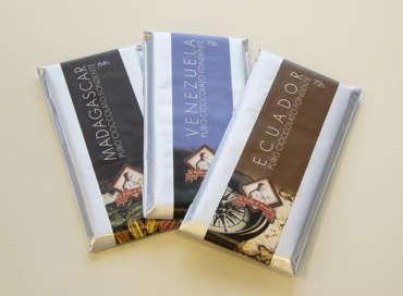 Puro Cioccolato fondente Le Follie di Arnolfo